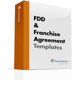 Franchise Disclosure Document Template, Franchise Agreement